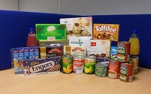 Bicester Foodback Donation