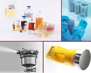 cleanroom microbiology solutions range from Cherwell Laboratories