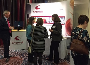 Cherwell staff at Pharmig 2015 Annual Conference