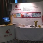 Cherwell Laboratories Exhibition Stand