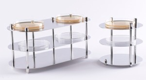 settle plate stands used for environmental monitoring from Cherwell Laboratories